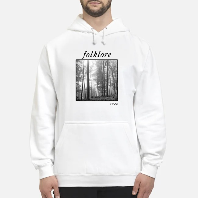 Taylor I love folklore music new Hoodie