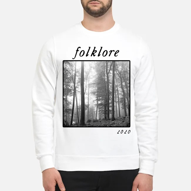 Taylor I love folklore music new Sweater