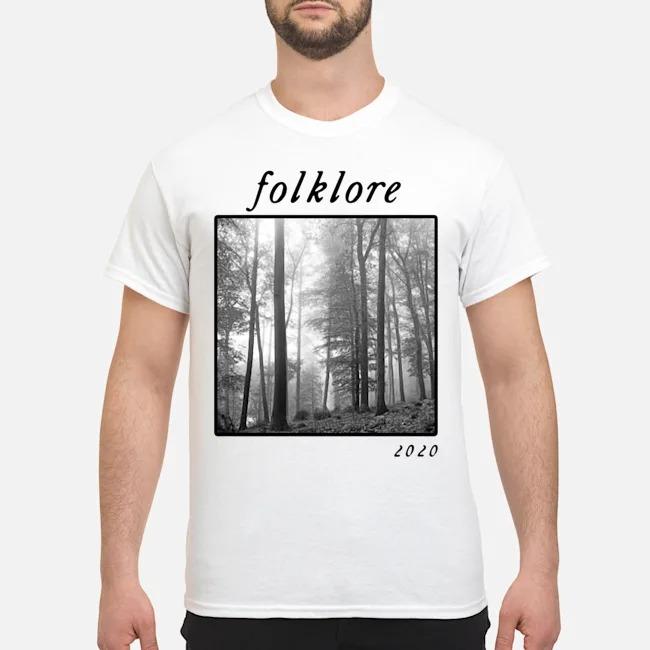 Taylor I love folklore music new shirt